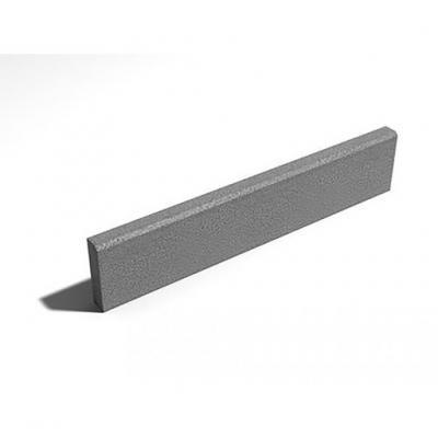Leier Kerti szegély szürke 5x20x100 cm, JS 1.