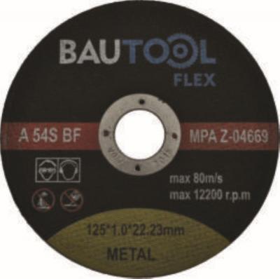 MB Vágótárcsa fémhez 125x1 mm 1.